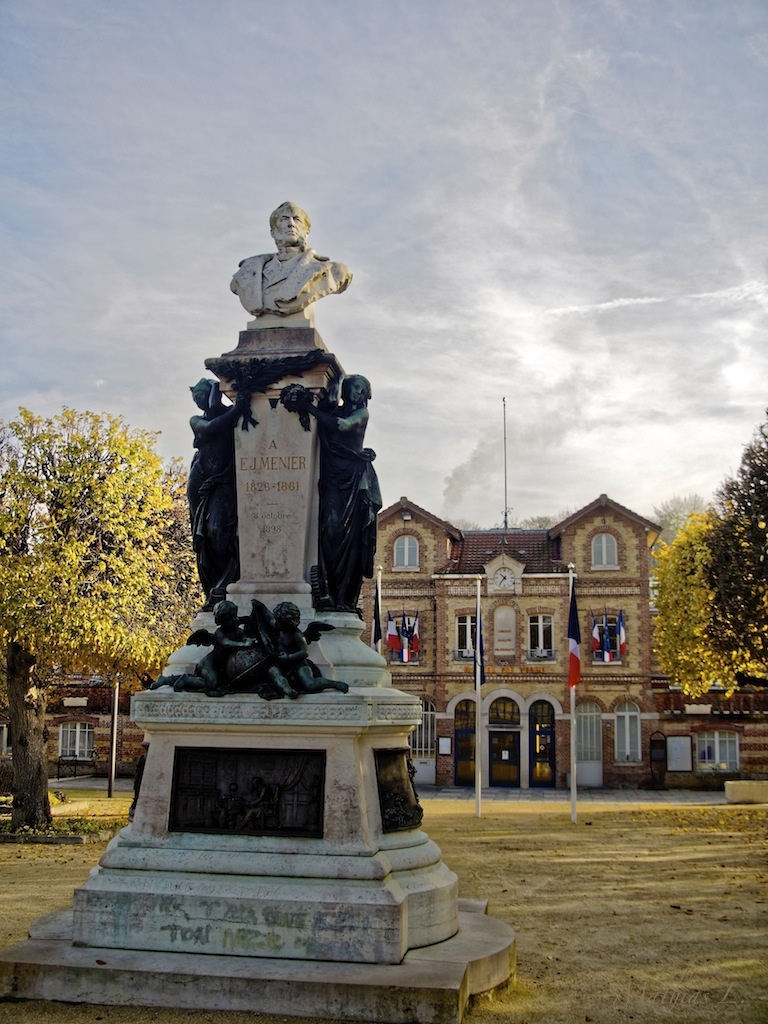 Cité Ouvrière - Noisiel