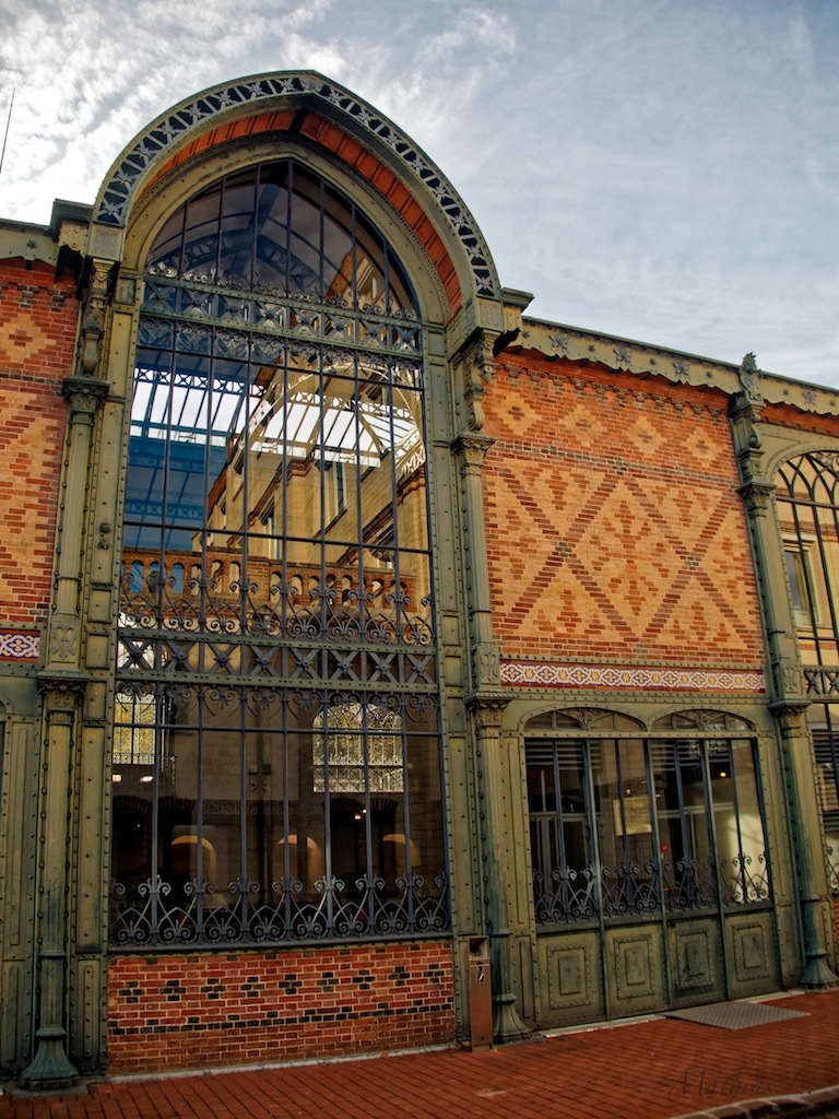 chocolaterie Menier - Noisiel - Seine-et-Marne