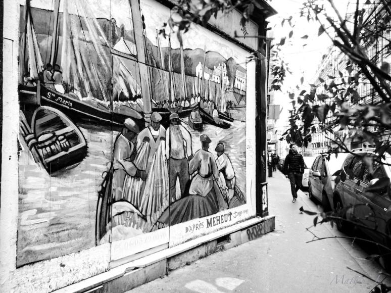 Rue Truffaut