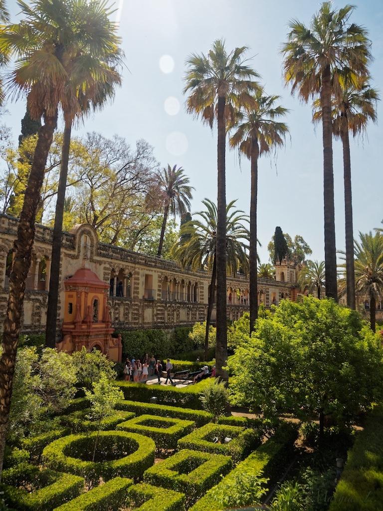 Séville - Alcazar