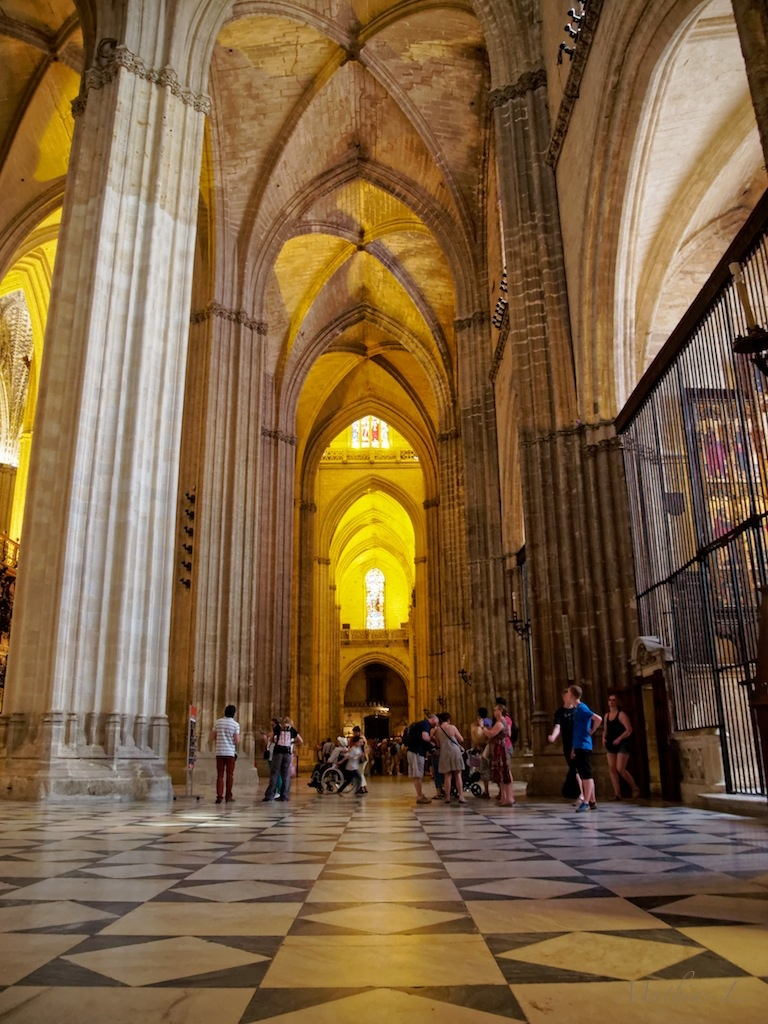 Seville - Catedral de Santa María de la Sede