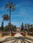 Parque de María Luisa - Pabellón Real