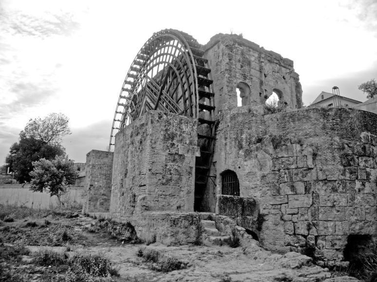 Molino de la Albolafia - Cordoue