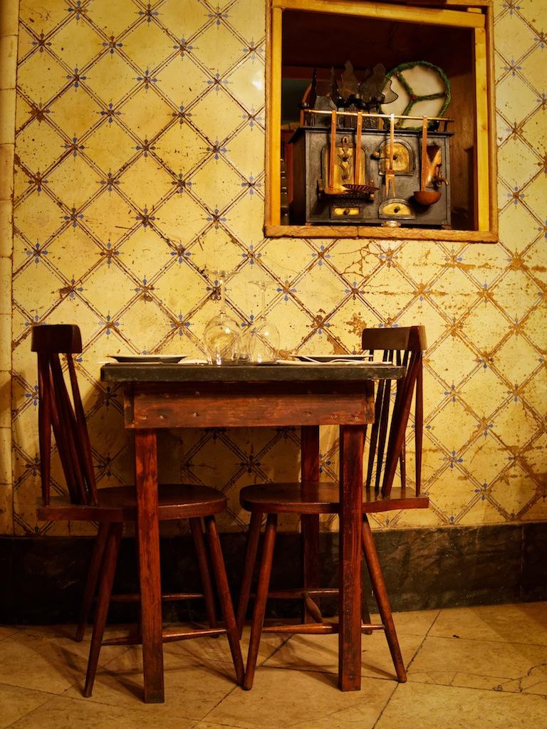 Restaurante Mercatudo - Lisbonne
