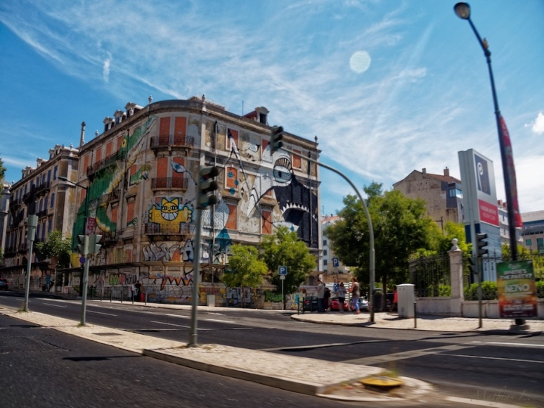 Le CHAT de l'Avenida Fontes Pereira de Melo