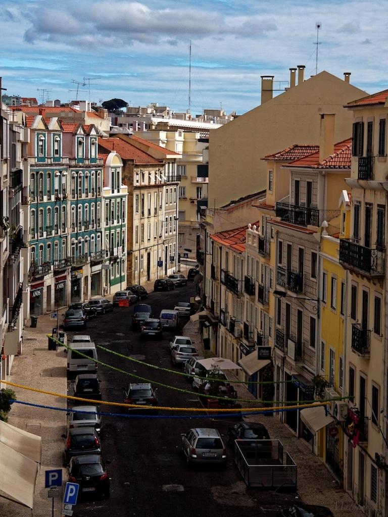 Lisbonne … Quelque part ...