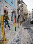 Rua dos Anjos