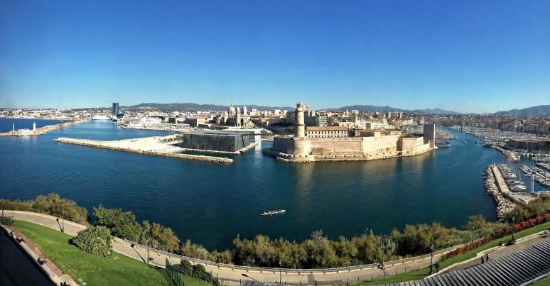 Les ports de Marseille