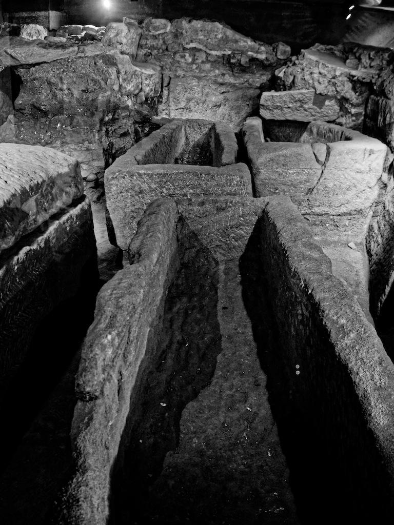 Crypte de la Collégiale Saint-Martin de Brive