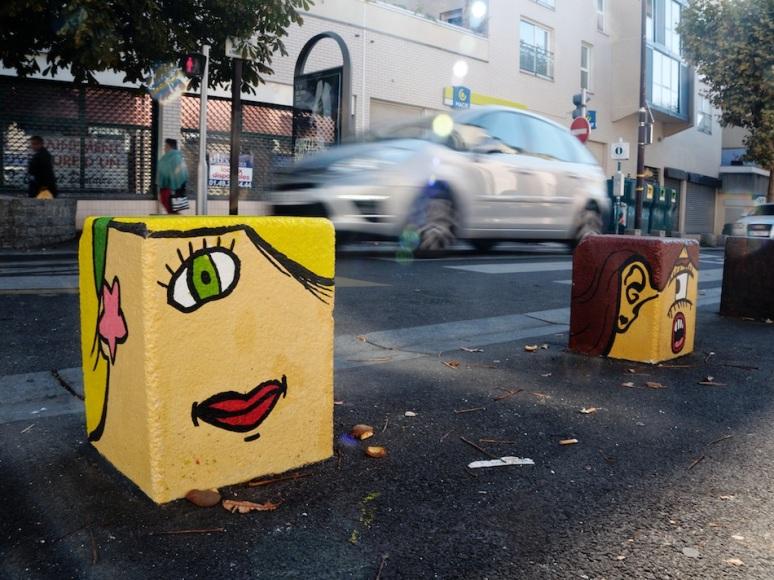 Dans les rues de Montreuil
