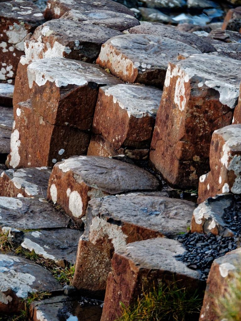La Chaussée des Géants - Giant's Causeway