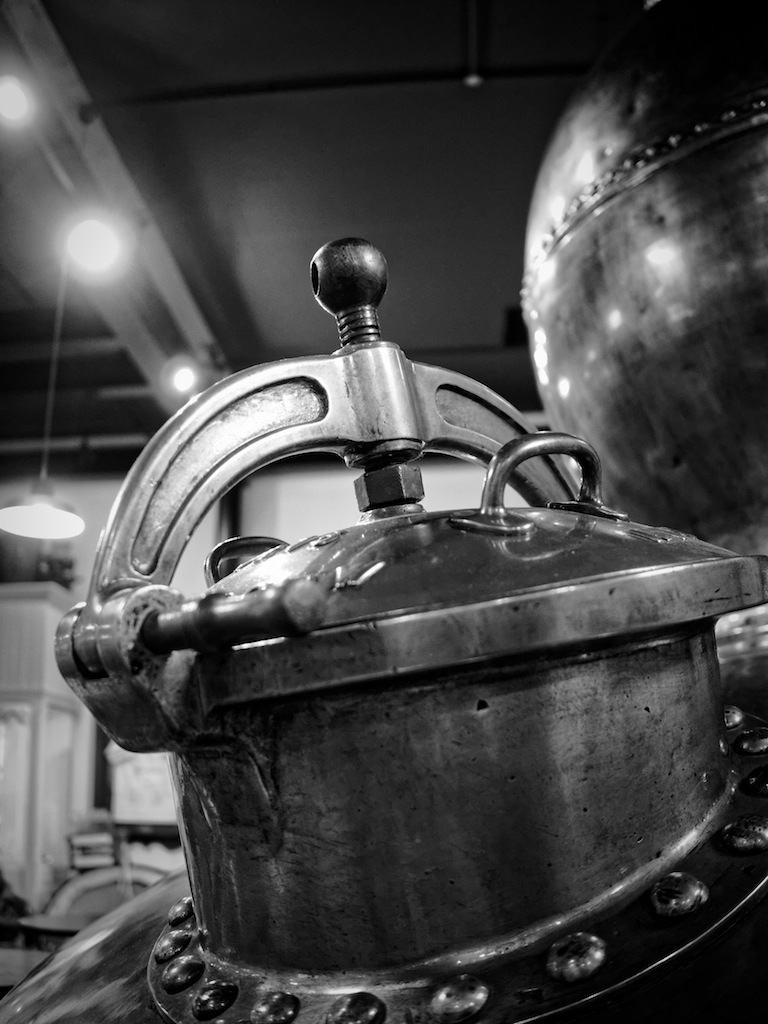 The Old Bushmills Distillery