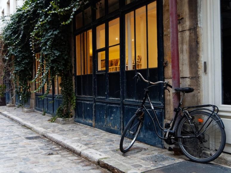 Le passage de Lhomme - Paris