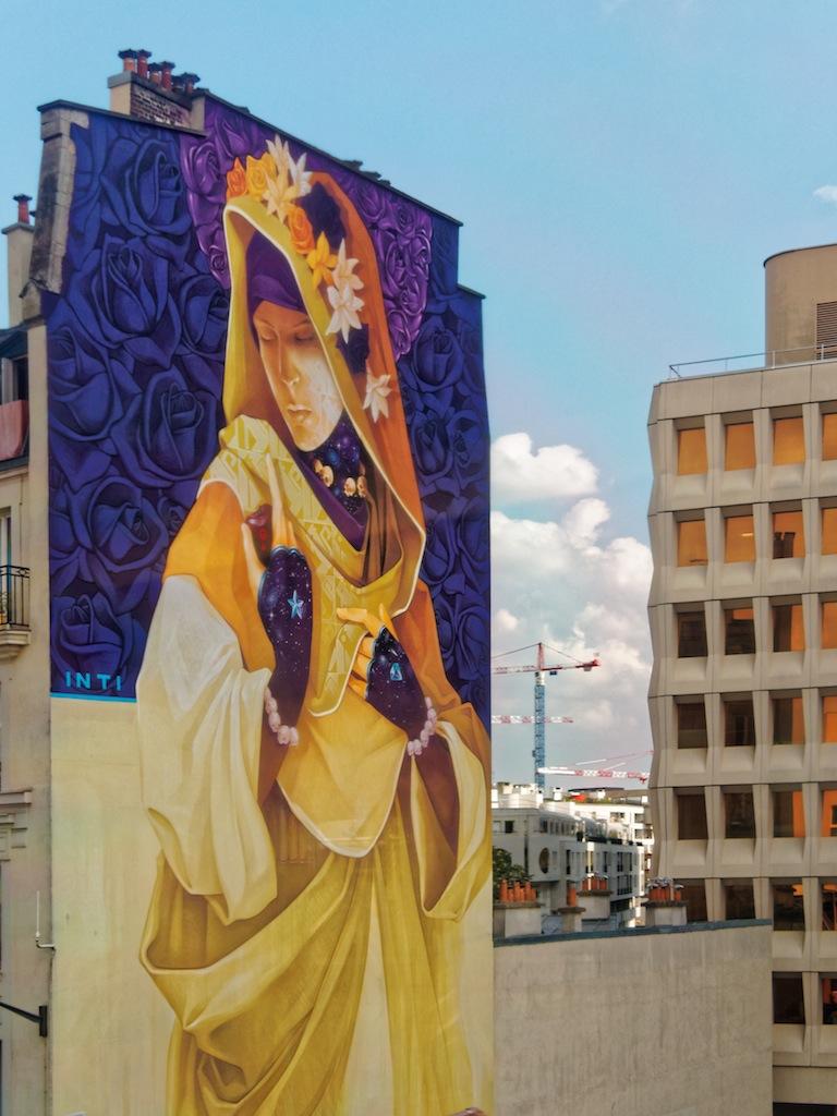 Madre Secular - Inti Castro