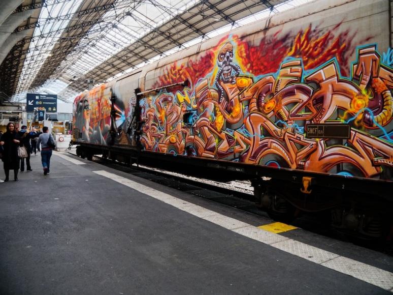 """Train de Fret """"Le Rungis"""""""
