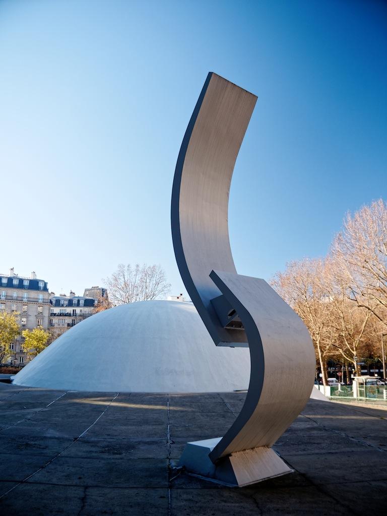 Le siège du Parti Communiste Français