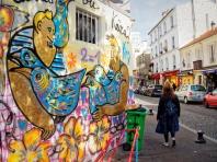 Street art - Butte aux Cailles